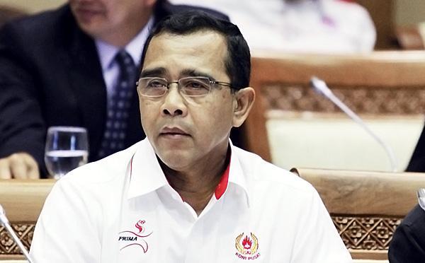 Ketua Umum KONI Pusat, Tono Suratman