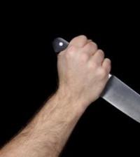 pegang pisau