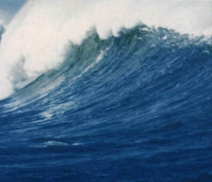 gelombang ombak