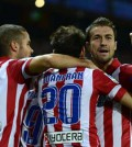 atletico madrid selebrasi
