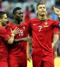ronaldo portugal selebrasi