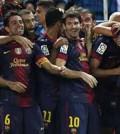 barcelona selebrasi