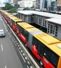 halte busway baris