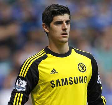 thibaout courtois chelsea