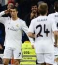 Ronaldo madrid selebrasi