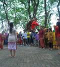 taman buah mekarsari permainan tradisional