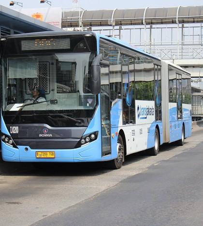 transjakarta busway