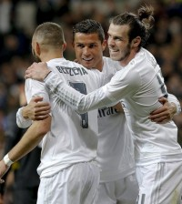 trio bbc madrid
