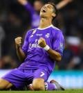 Ronaldo selebrasi duduk