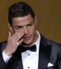 Ronaldo sedih