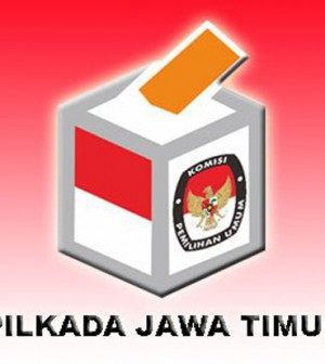 KPU Pilkada Jawa Timur