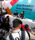 Erick dan Sjafrie Legacy Asian Games
