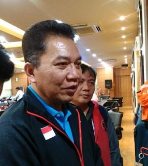Wakil Sekjen PP PBSI Achmad Budiharto.