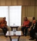 KSP didampingi Menpar Arif Yahya menerima Tinton Suprapto