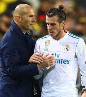 Bale - Zidane