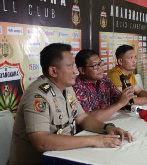 Sumardji prescon Bhayangkara FC