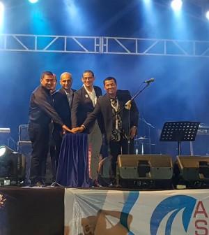 Pembukaan Asian Sailing Championship 2018