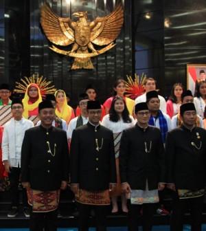 Rapat Paripurna Istimewa DPRD DKI 2018