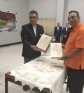 Pelantikan Pelti Jakarta