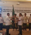 Pelantikan dan pengukuhan Askot Jakarta Timur