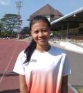 Nanda Mei Shalehah atlet para