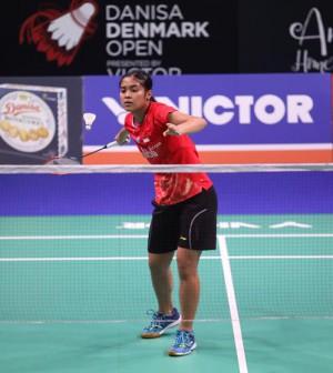 Gregoria Mariska - Denmark Open