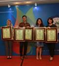 Grup Danone raih 5 penghargaan