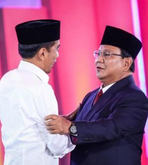 Jokowi Prabowo Debat Presiden