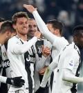Juventus selebrasi