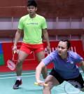 Tim Indonesia jajal Istora Senayan