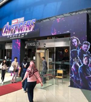 Avengers MKG 3