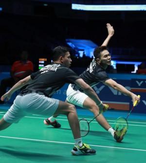 Fajar Rian Malaysia Open 2019