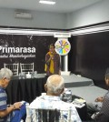 Amy Atmanto mewakili Ketua Dewan Penasehat PWI Jaya
