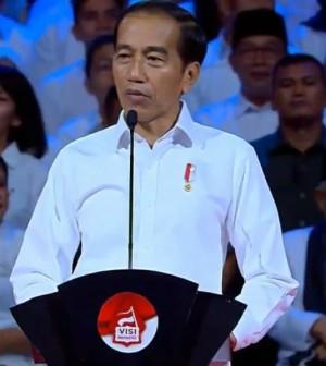 Jokowi Visi Indonesia