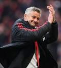 Ole Gunnar Solskjaer pelatih Manchester United