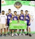 Satria Muda juara 3x3 IBL 2019
