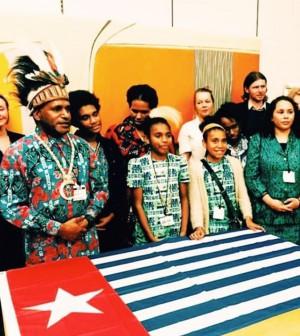 Beny Wenda biang rusuh Papua