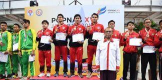 Pekan Olahraga Pelajar Nasional (POPNAS) XV/2019 penting untuk diselenggarakan. Di ajang ini, talenta muda Indonesia diasah.