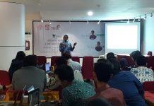 Kementerian Pemuda dan Olahraga Bekerjasama dengan PT Telkom menggelar Workshop Intensif Digital Innovation Lounge (DILo) di Balikpapan, Kalimantan Timur, 27-29 November 2019.