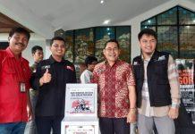 Ikatan Jurnalis Televisi Indonesia (IJTI) Bogor raya bekerjasama dengan Bogor BarberHood dan Aksi Cepat Tanggap (ACT) kembali menggelar kegiatan Aksi Amal peduli banjir dan longsor dengan cara cukur rambut.