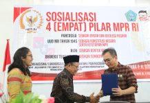 Sosialisasi Empat Pilar MPR