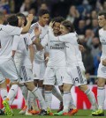 real madrid selebrasi 1