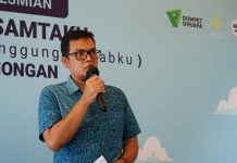 Sustainable Director Danone Indonesia, Karyanto Wibowo.